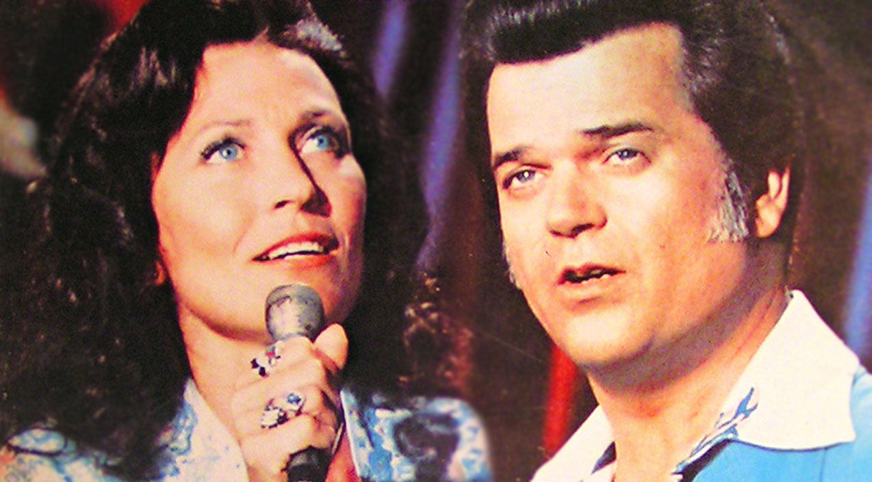 Loretta lynn Songs | Conway Twitty and Loretta Lynn - From Seven 'Til Ten (WATCH) | Country Music Videos