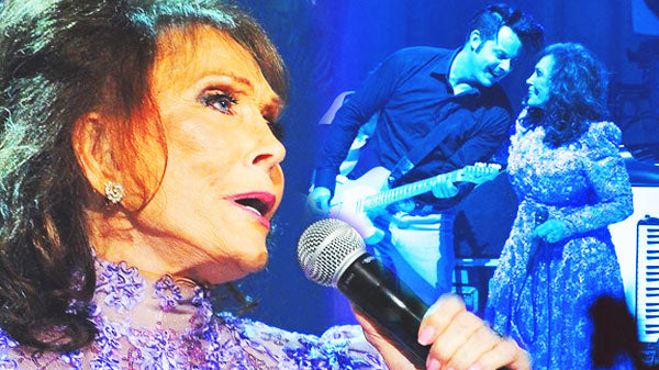 Loretta lynn Songs | Loretta Lynn & Jack White Onstage Reunion in Nashville! | Country Music Videos