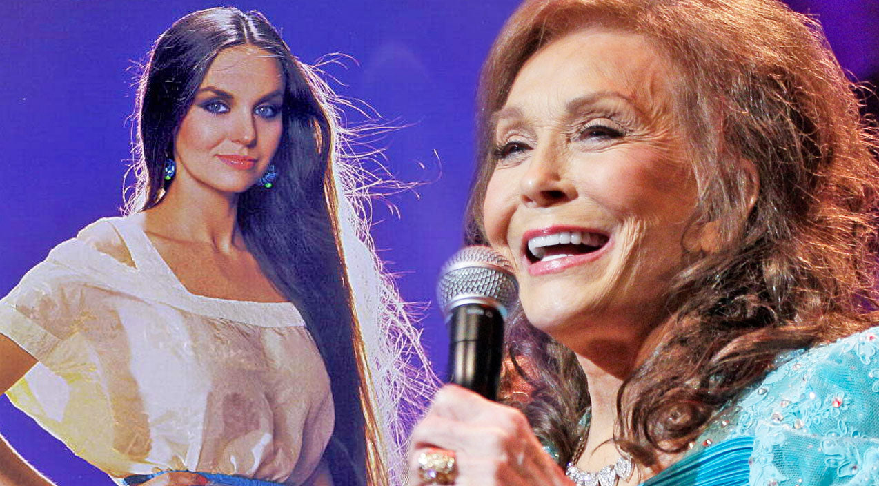 Loretta lynn Songs | Loretta Lynn, Her Daughter, and Crystal Gayle Dazzle with Classic Country Medley | Country Music Videos