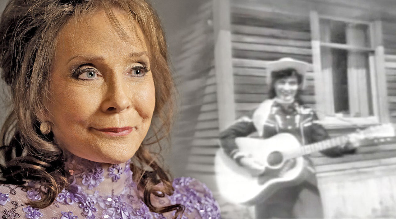 Loretta lynn Songs | This Rare Glimpse Of Loretta Lynn's Family & Childhood Will Make You Love Her Even More | Country Music Videos