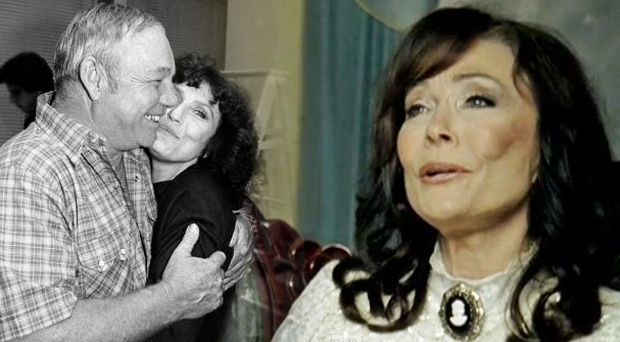 Loretta lynn Songs | Loretta Lynn Opens Up About Longing For Her Husband In Heartbreaking Song, 'Miss Being Mrs.' | Country Music Videos