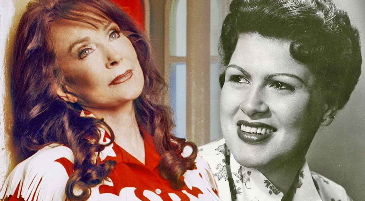 Patsy cline Songs | Loretta Lynn's Heartfelt Tribute To Patsy Cline With 'She's Got You' (VIDEO) | Country Music Videos