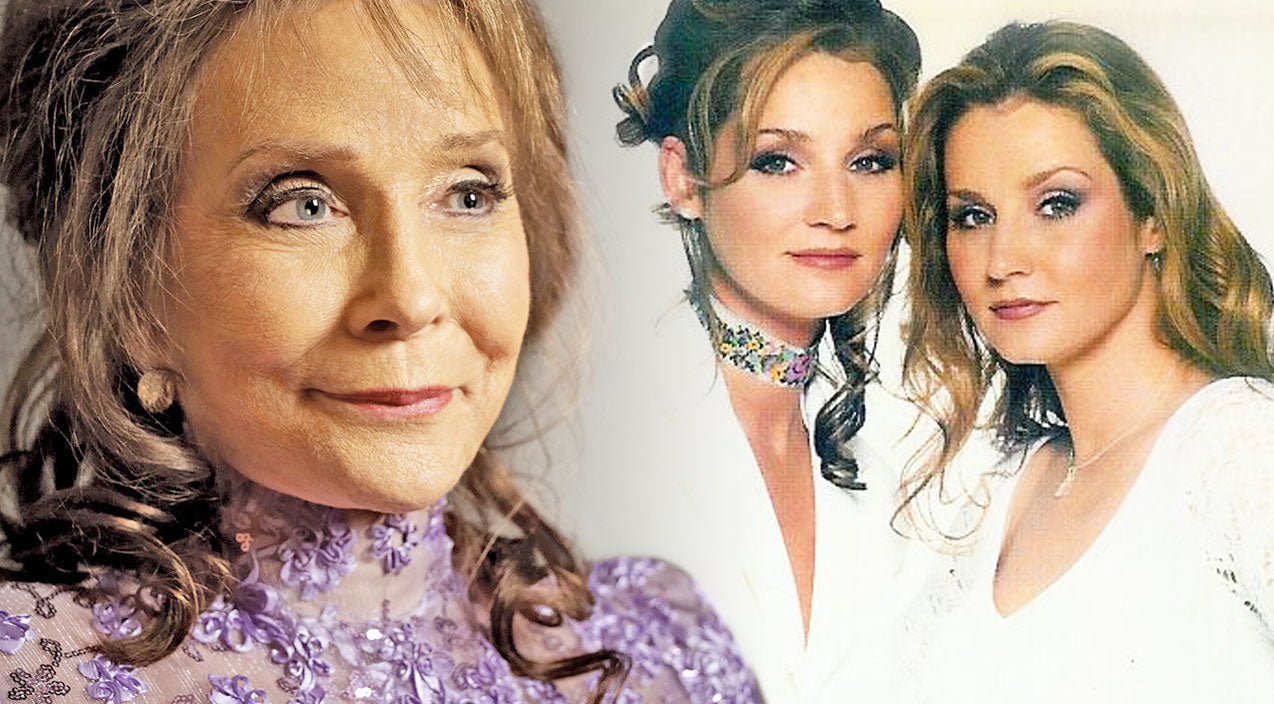 The lynns Songs | Loretta Lynn's Daughters, The Lynns, Give A Fiery Performance Of Their Hit Song 'Woman To Woman' | Country Music Videos