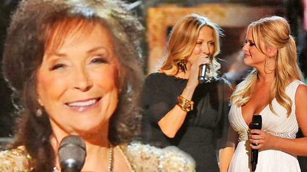 Sheryl crow Songs | Loretta Lynn, Miranda Lambert and Sheryl Crow Dazzle With