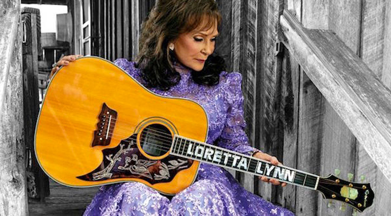 Loretta lynn Songs | Loretta Lynn And Elvis Costello Debut Sassy New Song, 'Everything It Takes' | Country Music Videos