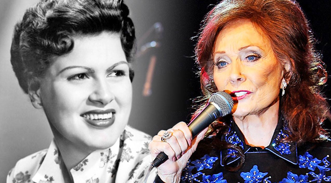 Patsy cline Songs | Loretta Lynn Sings A Heartbreaking Tribute To Patsy Cline With 'I Fall To Pieces' (WATCH) | Country Music Videos