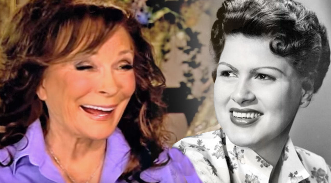 Patsy cline Songs | 'Her Panties Were The Best Panties I've Ever Seen' -Loretta Lynn On Her Relationship With Patsy Cline | Country Music Videos