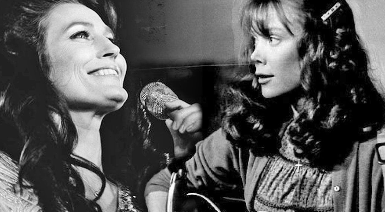 Sissy spacek Songs | Instant Classic: Loretta Lynn & Sissy Spacek Deliver An Exciting, Jaw-Dropping Duet! | Country Music Videos