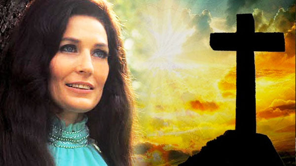 Loretta lynn Songs | Loretta Lynn - The Old Rugged Cross (VIDEO) | Country Music Videos