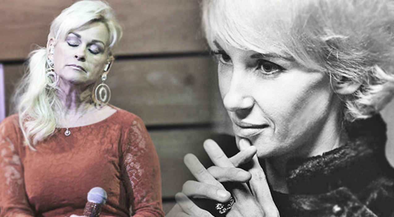 Tammy wynette Songs | Lorrie Morgan Dedicates Passionate 'Stand By Your Man' to Tammy (VIDEO) | Country Music Videos