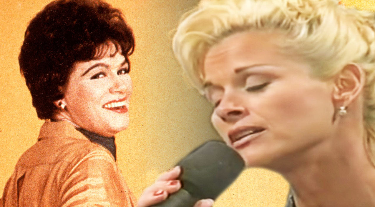 Patsy cline Songs | Lorrie Morgan Shines In Sparkling Performance Of Patsy Cline's 'Crazy' | Country Music Videos