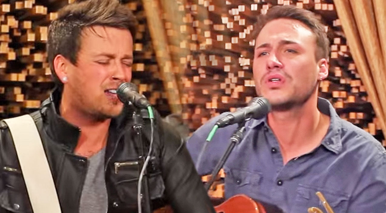 Love and theft Songs | RARE: Love And Theft's Soul-Infused Performance Of 'You Didn't Want Me' | Country Music Videos