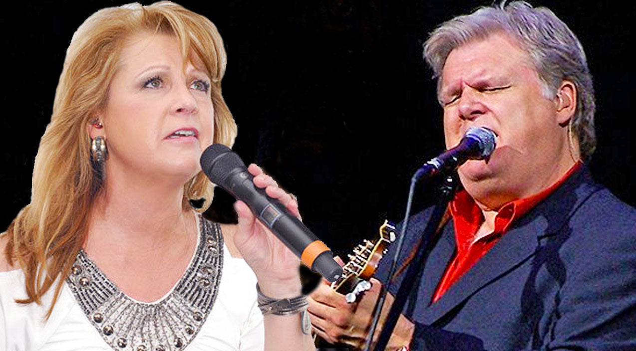 Vince gill Songs | Ricky Skaggs & Patty Loveless Perform 'Go Rest High On That Mountain' With Surprise Guest | Country Music Videos