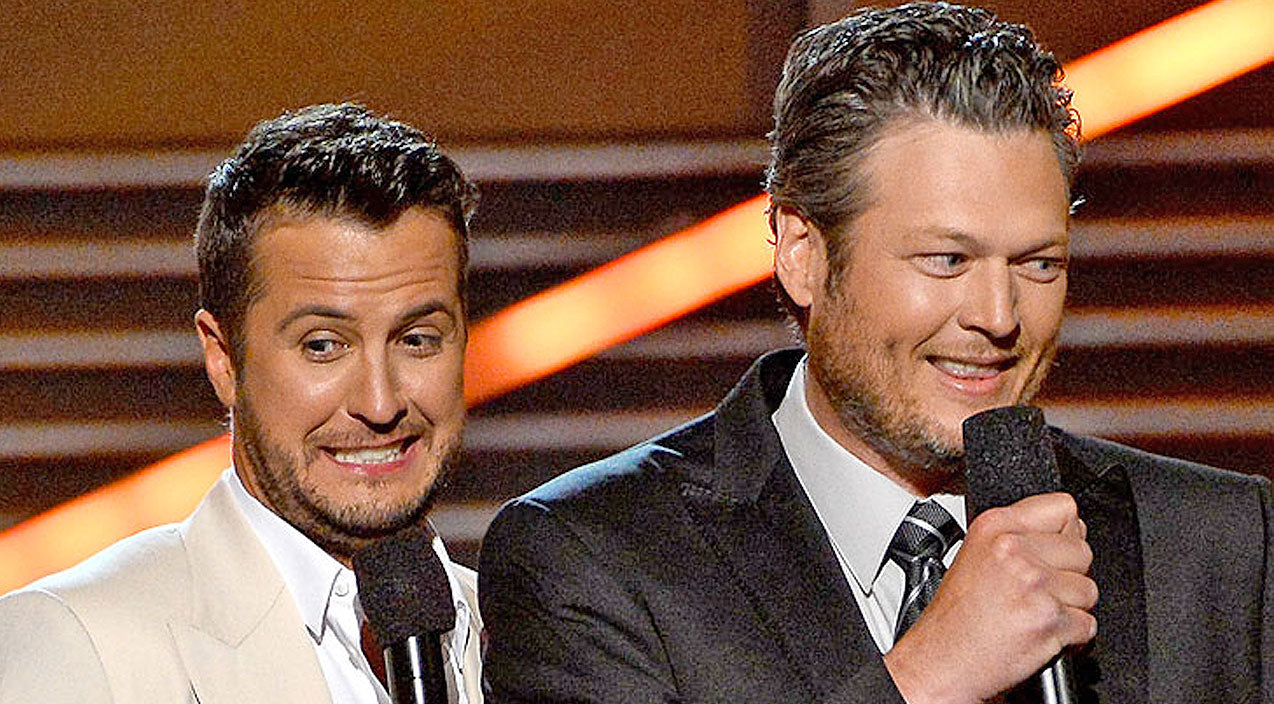 Luke bryan Songs   What About Blake?! Luke Bryan Is In Need Of A New ACM Awards Co-Host   Country Music Videos