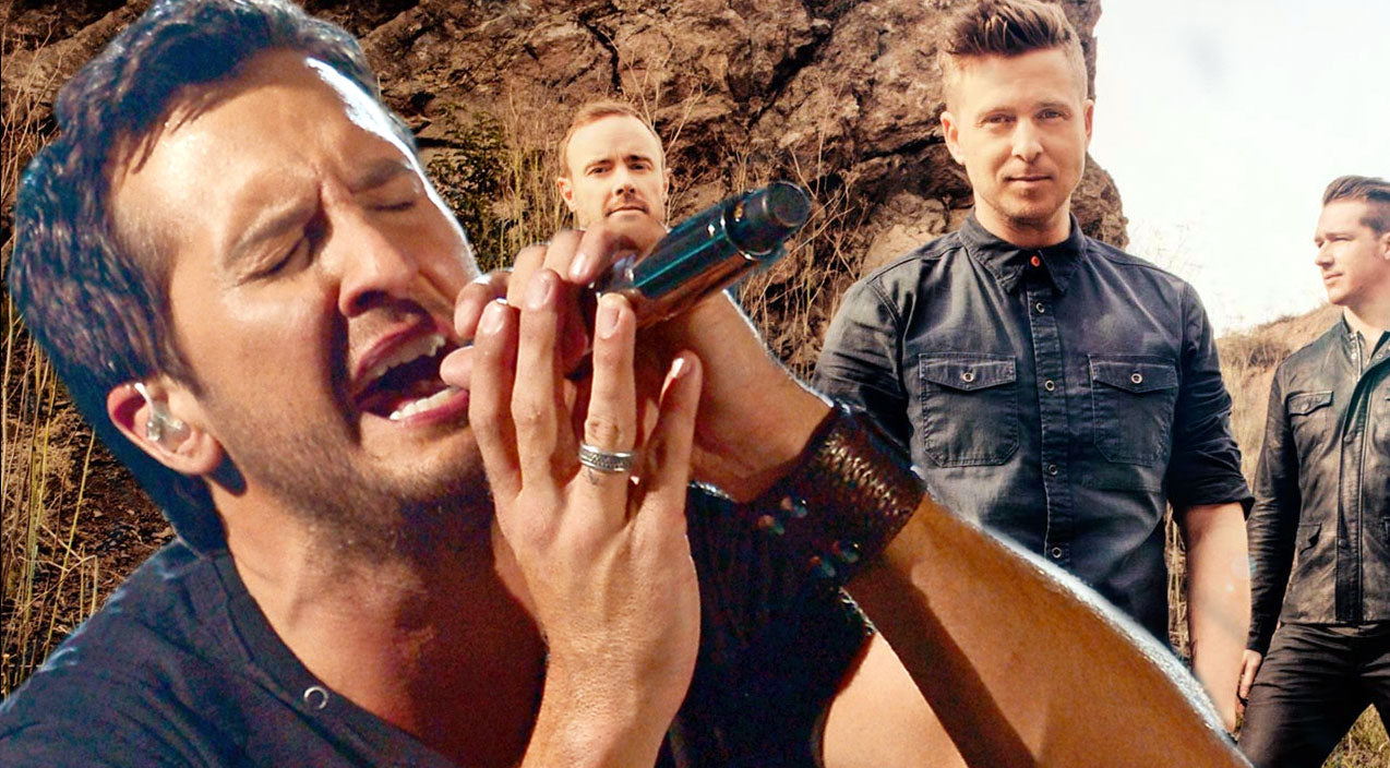 Luke bryan Songs | Luke Bryan's Dazzling Rendition of OneRepublic's 'Apologize' (LIVE) (WATCH) | Country Music Videos