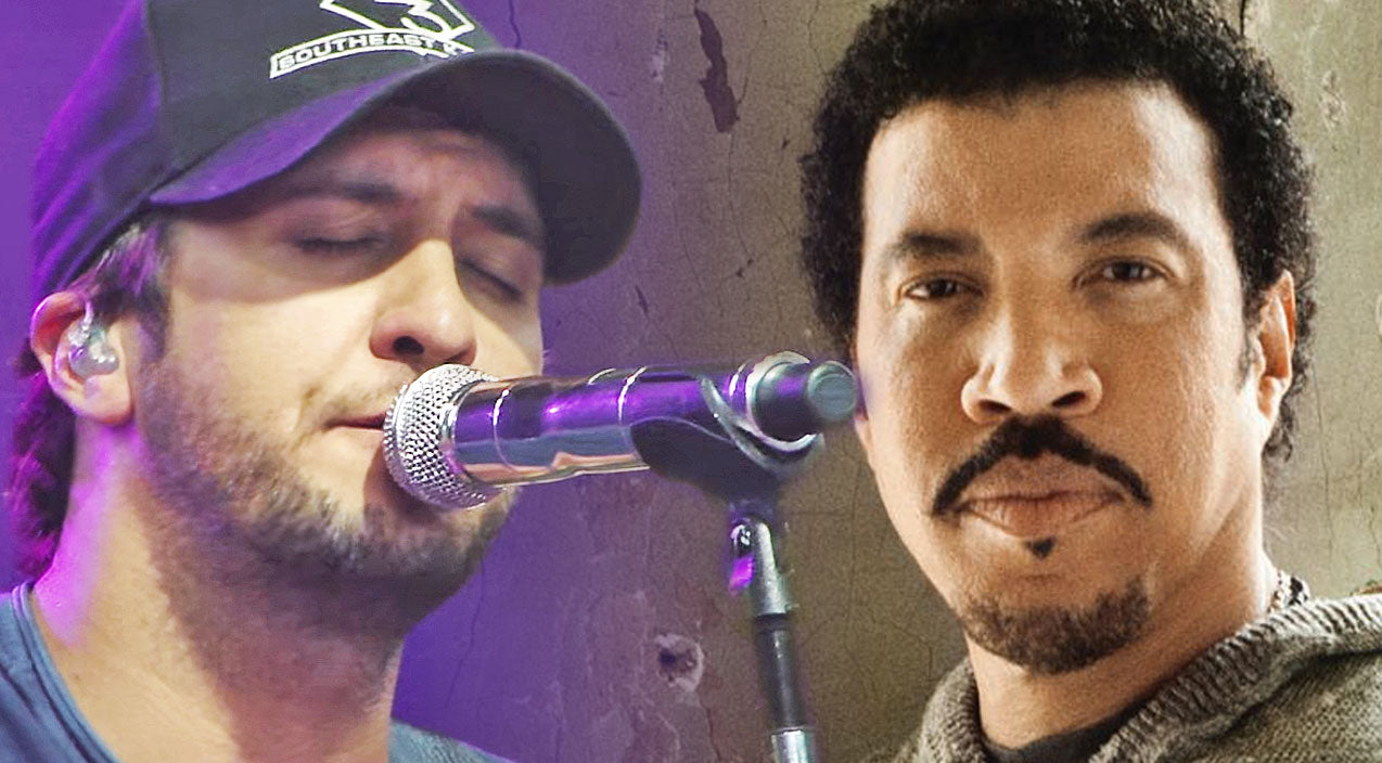 Luke bryan Songs | Luke Bryan's Beautiful Rendition of Lionel Richie's 'Stuck On You' (VIDEO) | Country Music Videos