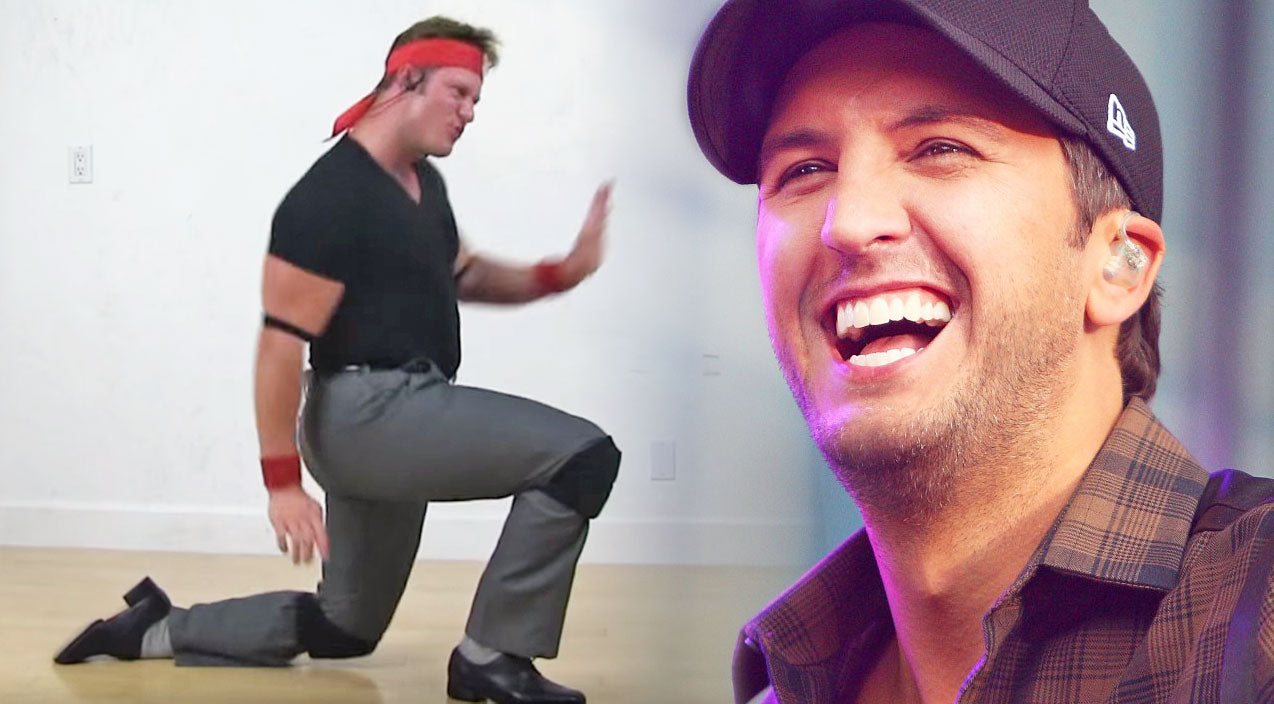 Luke bryan Songs | What Happens If You Mix Elvis And Luke Bryan? You Get The Most Hilarious Performance EVER. | Country Music Videos