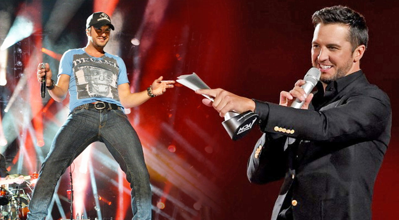 Luke bryan Songs | Entertainer Of The Year, Luke Bryan, Gives A Huge 'Thank You' To Fans (WATCH) | Country Music Videos