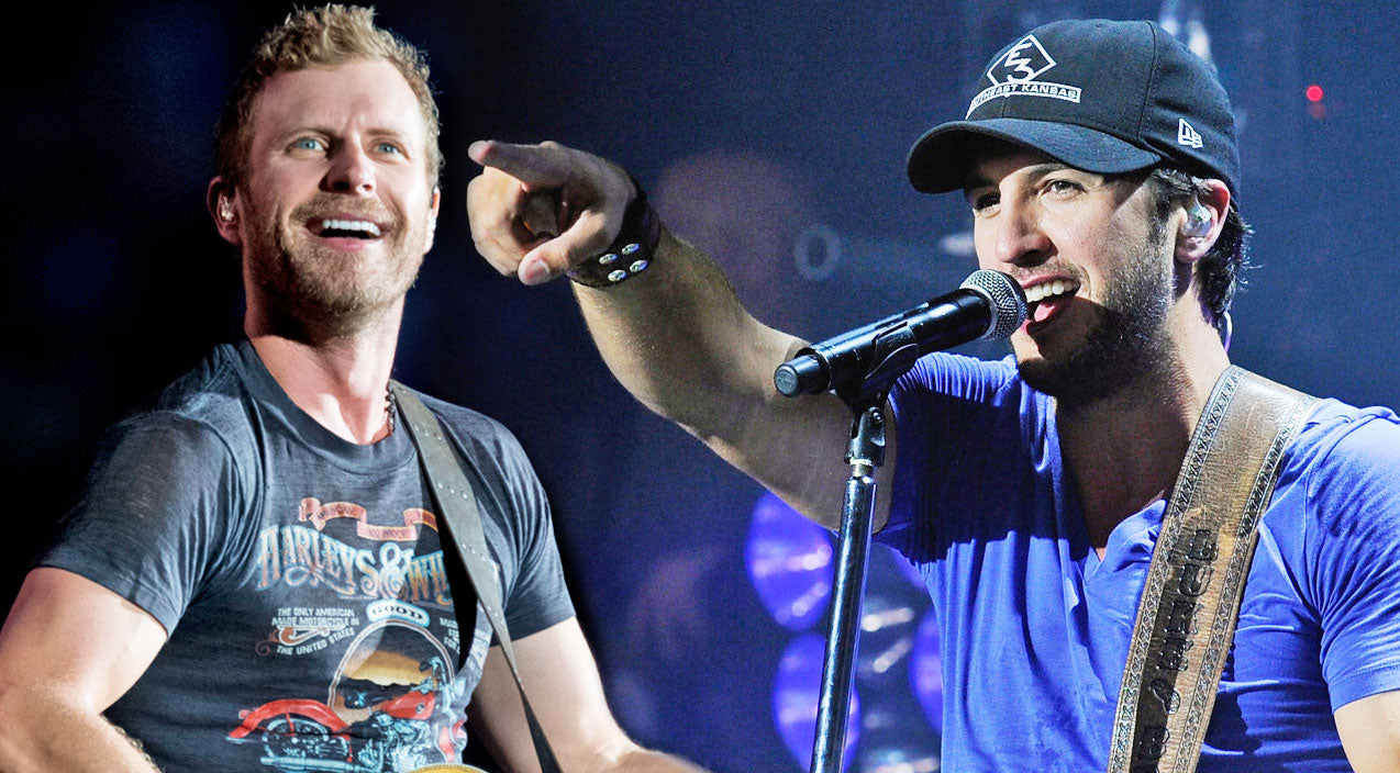 Nitty gritty dirt band Songs | Luke Bryan And Dierks Bentley Take It Back With Incredible 'Fishin' In The Dark' Rendition | Country Music Videos