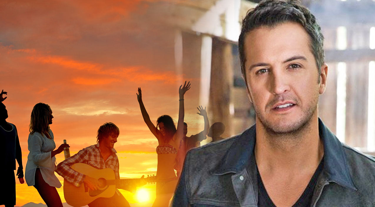 Luke bryan Songs | Luke Bryan's Single 'Kick The Dust Up' Will Make Y'all Wanna Party! (WATCH) | Country Music Videos