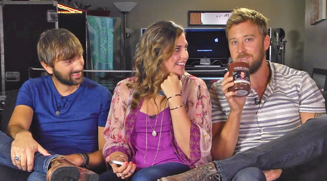 Luke bryan Songs | Luke Bryan's Friends Hilariously Talk About What His Scented Candle Smells Like | Country Music Videos