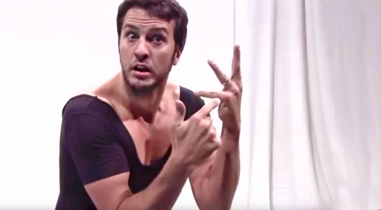 "Luke bryan Songs | Luke Bryan Sports A Leotard In ""Single Ladies"" Dance Number, And It's Hilarious! 