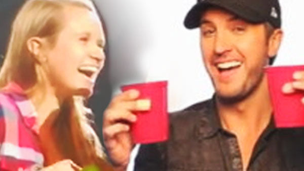 Luke bryan Songs | Luke Bryan Grants 21st Birthday Wish Onstage (WATCH) | Country Music Videos