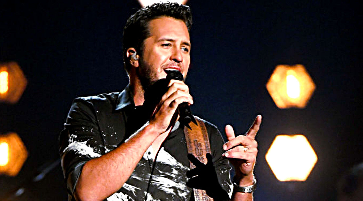 Modern country Songs   You'll Shed Many Tears Over Luke Bryan's ACM Performance Of 'Most People Are Good'   Country Music Videos