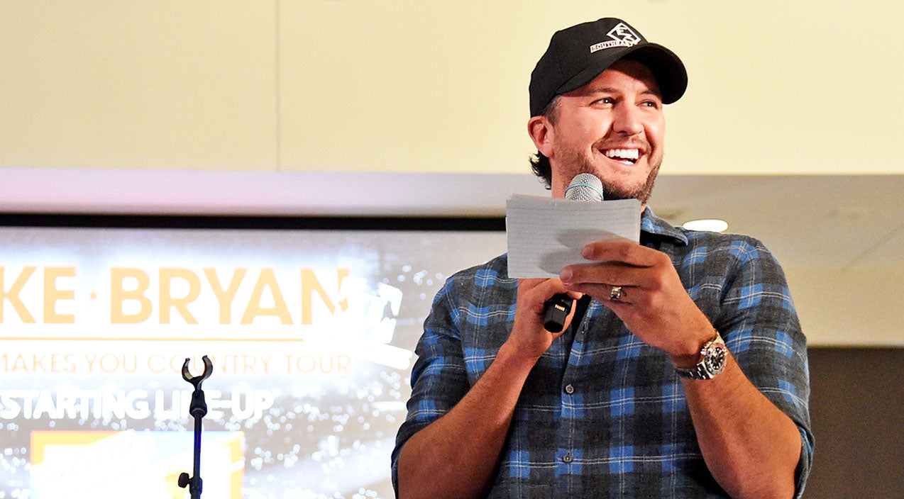 Sam hunt Songs | Luke Bryan Delivers History-Making Announcement | Country Music Videos