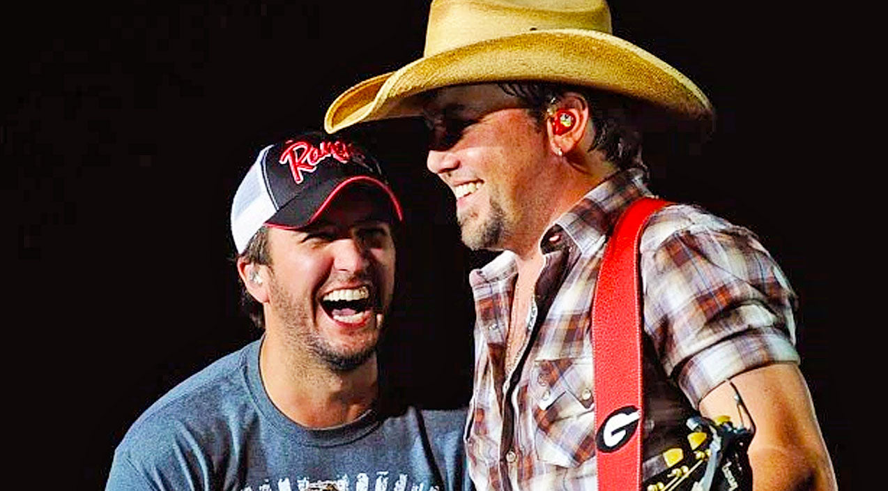 Modern country Songs | Luke Bryan & Jason Aldean Give Hilarious Advice To Drunkest Fan At Concert | Country Music Videos