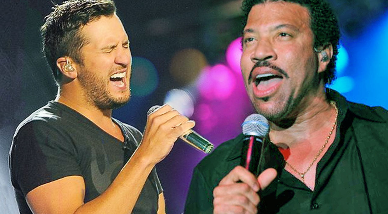 Luke bryan Songs | Luke Bryan And Lionel Richie Team Up For Rare Performance, And It Will Blow Y'all Away | Country Music Videos