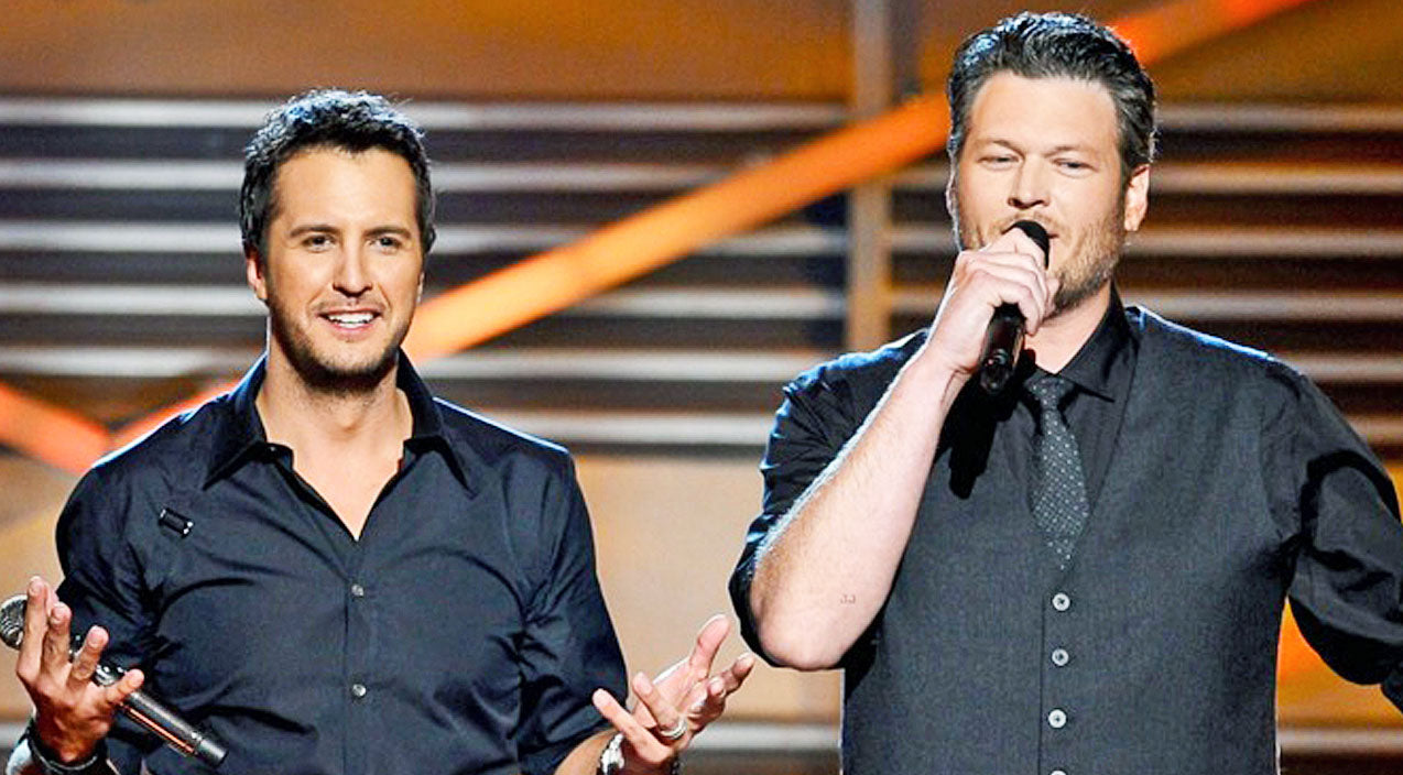 Modern country Songs | Blake Shelton Roasts Luke Bryan At The CMT Artist Of The Year Awards | Country Music Videos