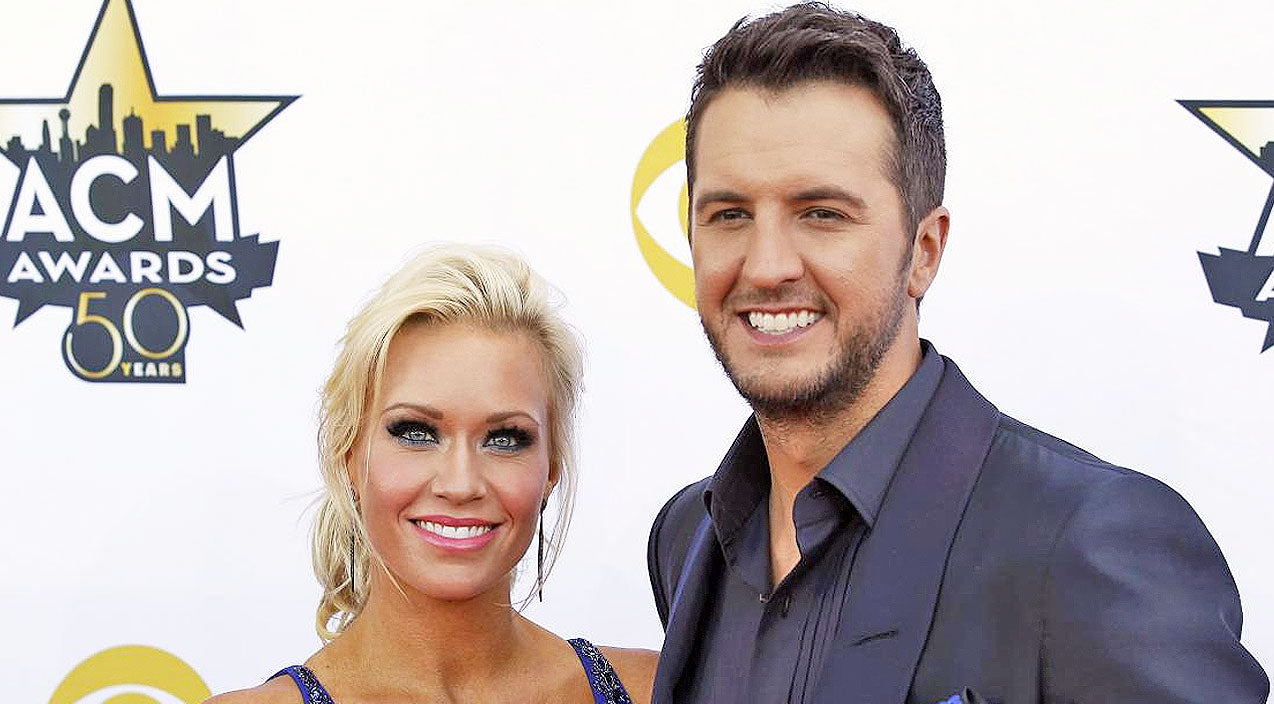 Luke bryan Songs | Luke Bryan Gushes Over Wife Caroline, Says She's The