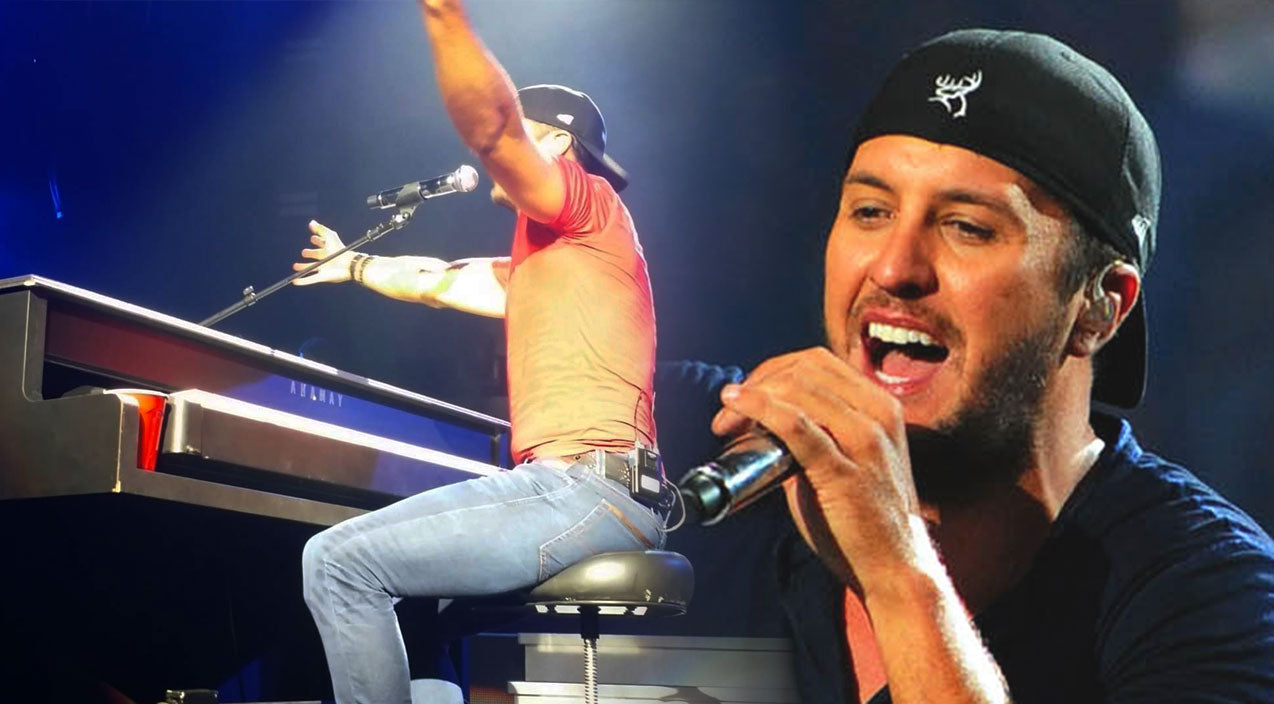 Luke bryan Songs | Luke Bryan Sings George Strait & Bob Seger! (Live, Detroit) (WATCH) | Country Music Videos