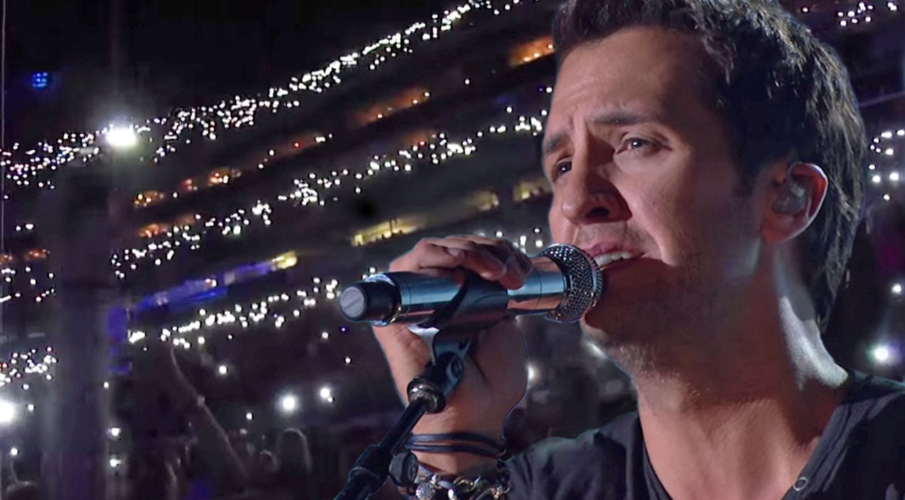 Luke bryan Songs | Luke Bryan Leads Emotional Sing-Along At CMA Fest 2015 (WATCH) | Country Music Videos