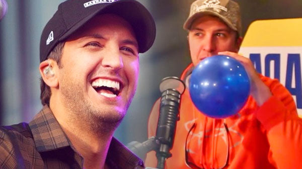 Luke bryan Songs | Luke Bryan Sings On Helium (The Bobby Bones Show) (VIDEO) | Country Music Videos