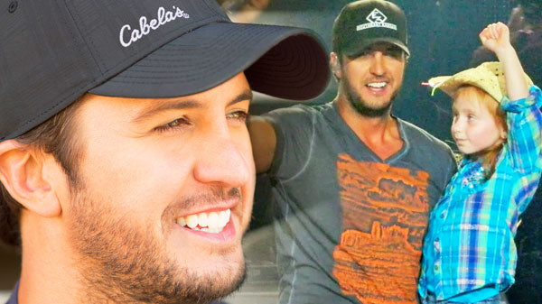 Luke bryan Songs | Luke Bryan Brings Little Girl On Stage! (VIDEO) | Country Music Videos