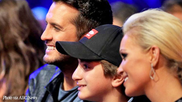 Luke bryan Songs | Luke Bryan Takes His 13-Year-Old Nephew In After Brother-in-Law's Death (VIDEO) | Country Music Videos