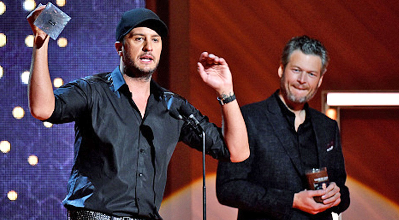 Luke bryan Songs | Luke Bryan Fires Back At The Haters Criticizing Blake Shelton's 'Sexiest Man Alive' Win | Country Music Videos