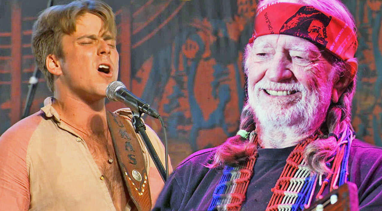 Willie nelson Songs | Willie Nelson's Son, Lukas Nelson, Performs Funky, Unreleased Song, And It Will Make Y'all Want To Dance | Country Music Videos