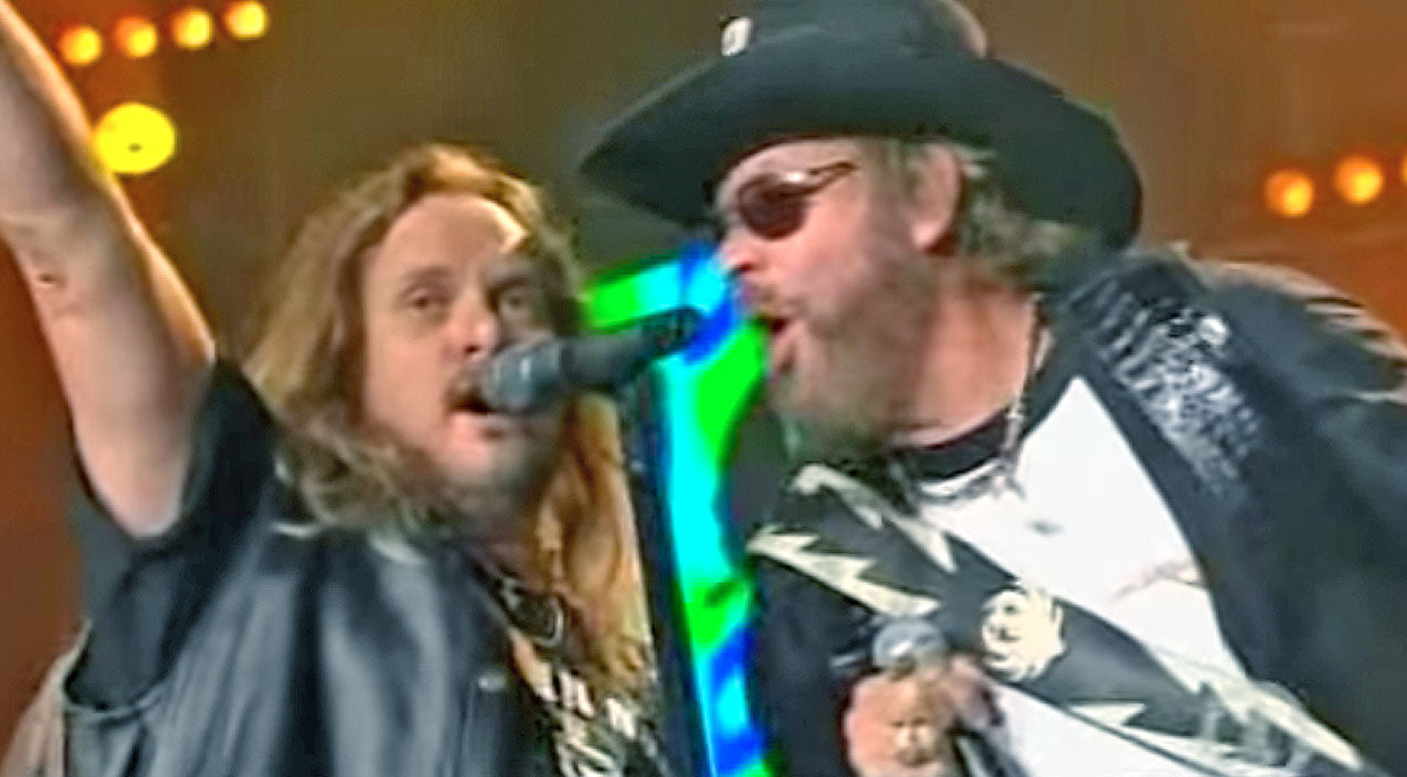 Lynyrd skynyrd Songs | Hank Jr.'s 'Born To Boogie' Gets The Southern Rock Treatment From Lynyrd Skynyrd | Country Music Videos