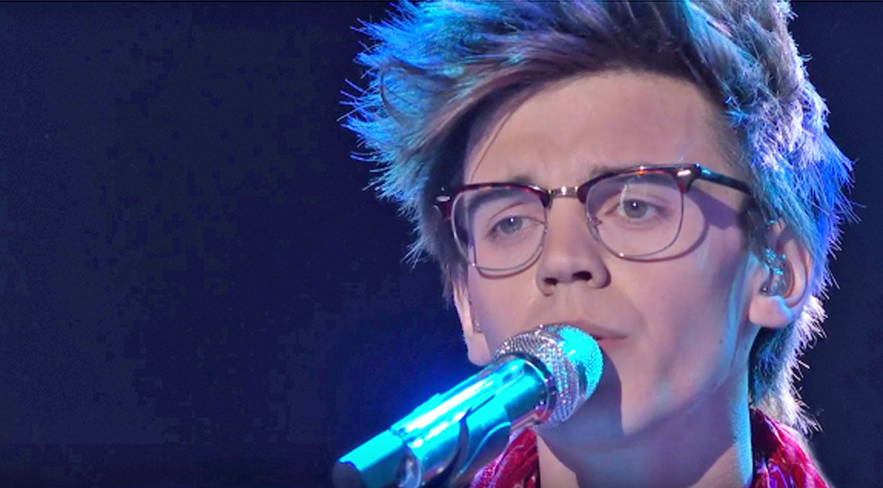 American idol Songs | Young 'Idol' Singer Delivers Inspiring Cover Of 'Hallelujah' | Country Music Videos