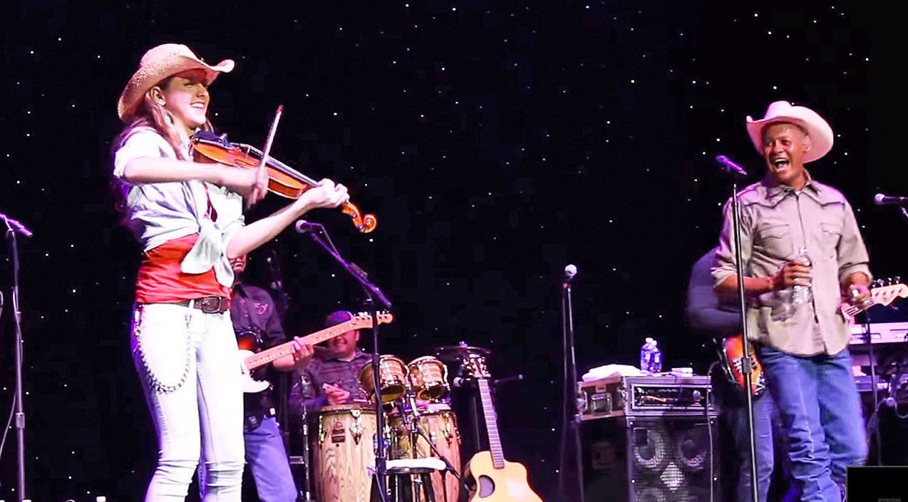 Neal mccoy Songs | Young Fiddling Sensation Maggie Baugh Mesmerizes With