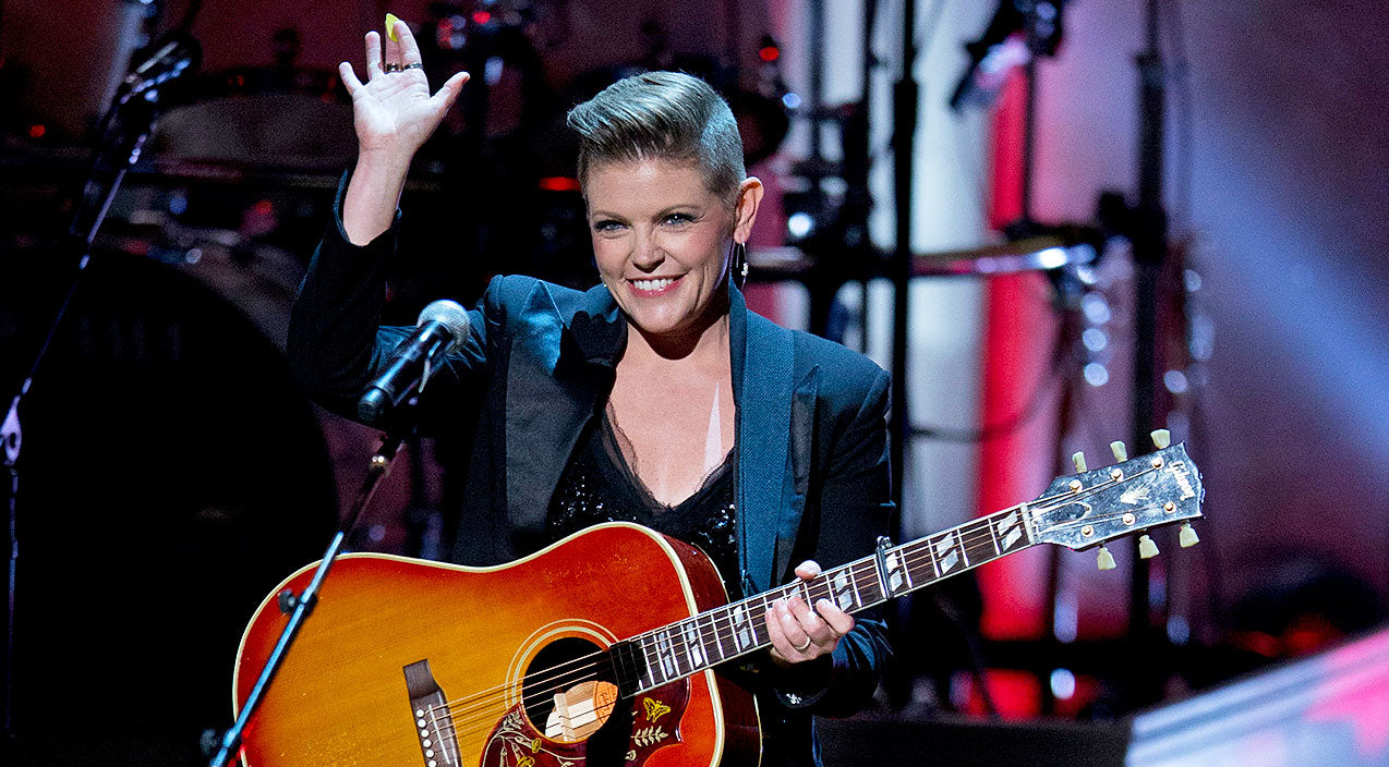 Natalie maines Songs | Natalie Maines Slams President Trump Over 'Un-American' Political Move | Country Music Videos