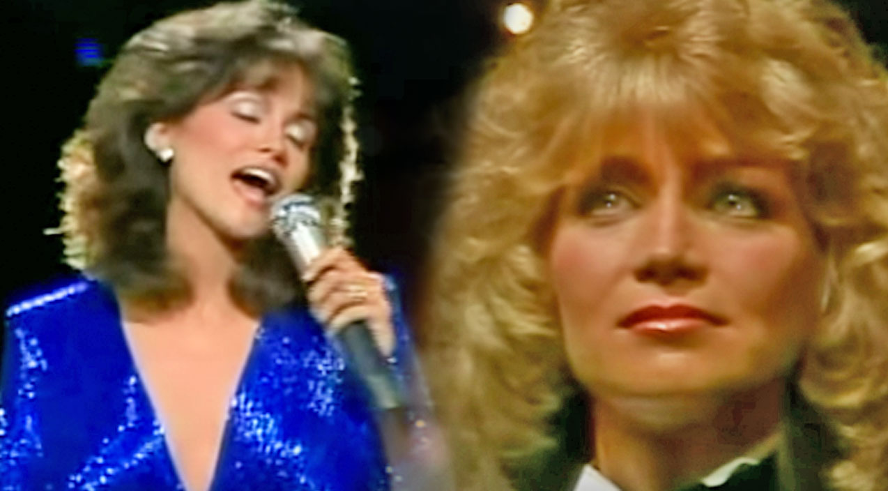 Louise mandrell Songs | Louise Mandrell Moves Sister, Barbara, To Tears During Emotional Tribute | Country Music Videos
