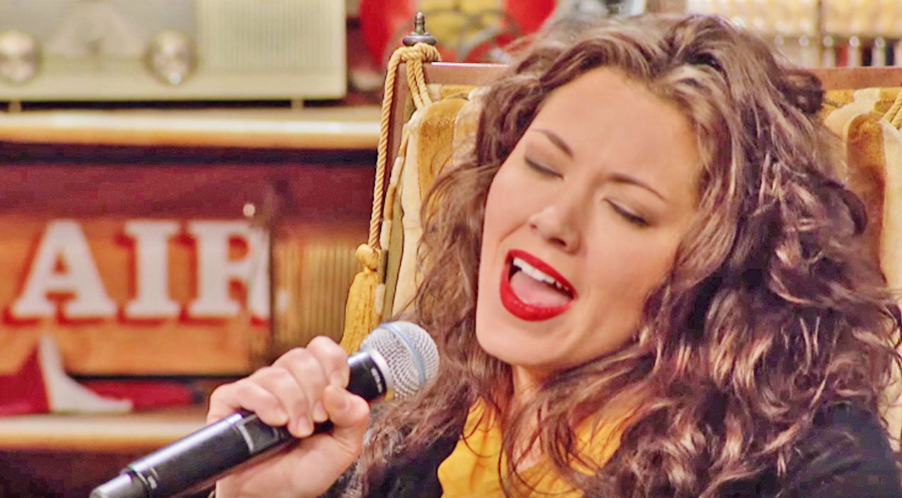 Patsy cline Songs | Singer Mandy Barnett Impresses Country Legends With Stunning 'Crazy' Tribute | Country Music Videos