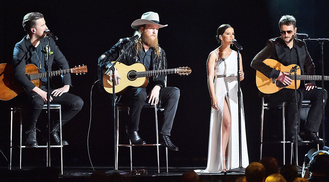 Maren morris Songs | Country Stars Unite On Grammys Stage To Honor Lives Lost In Las Vegas Shooting | Country Music Videos
