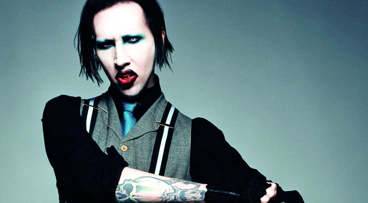 Is Marilyn Manson Really Going Country?! (VIDEO) | Country Music Videos