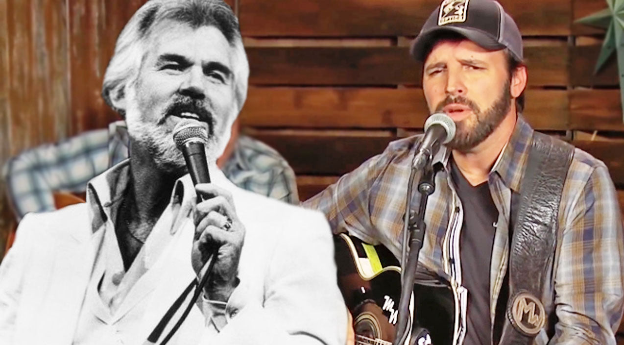 Mark wills Songs | Mark Wills Pays Tribute To Kenny Rogers' Iconic Country Classic 'The Gambler' | Country Music Videos