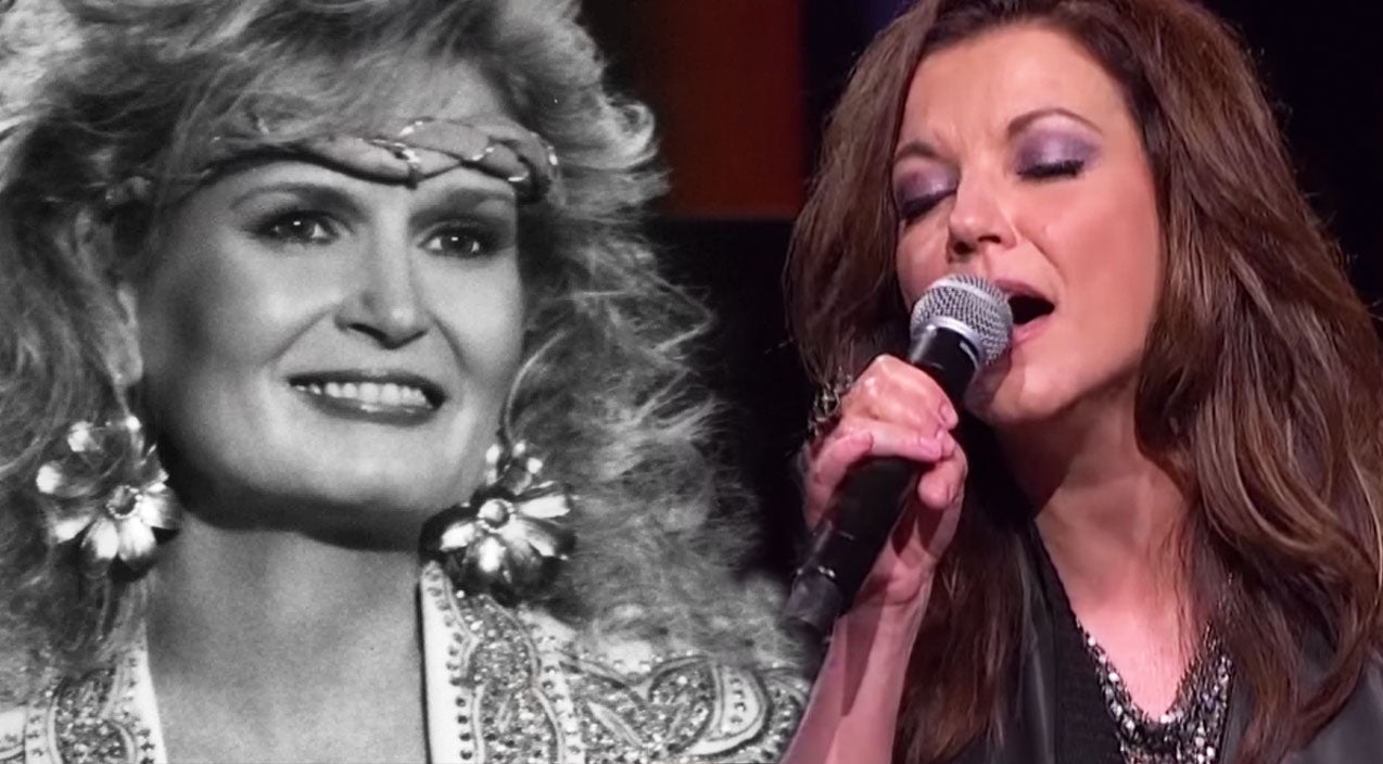 Martina mcbride Songs | Martina McBride Performs Touching Tribute To The Late Lynn Anderson With Her Signature Song | Country Music Videos